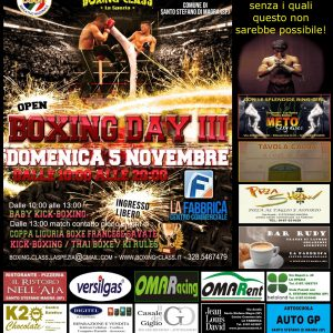 Boxing-day III