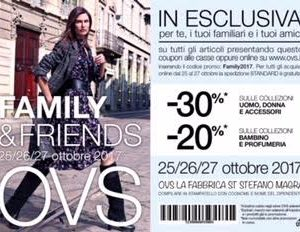 OVS – Family & friends