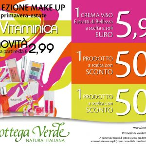 Offerta Collezione Make Up BVitaminica