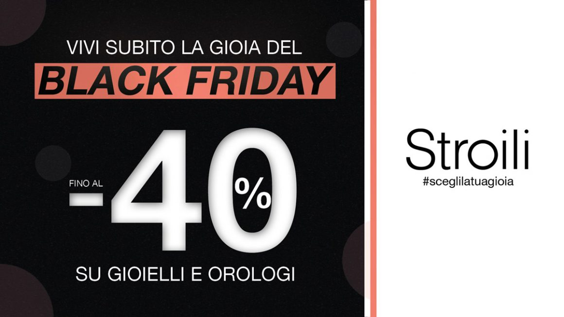 Black Friday STROILI